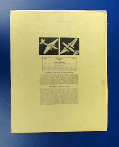 AAF-AIRCRAFT-IDENTIFICATION-MODEL-A-20-HAVOC-1943-DATED