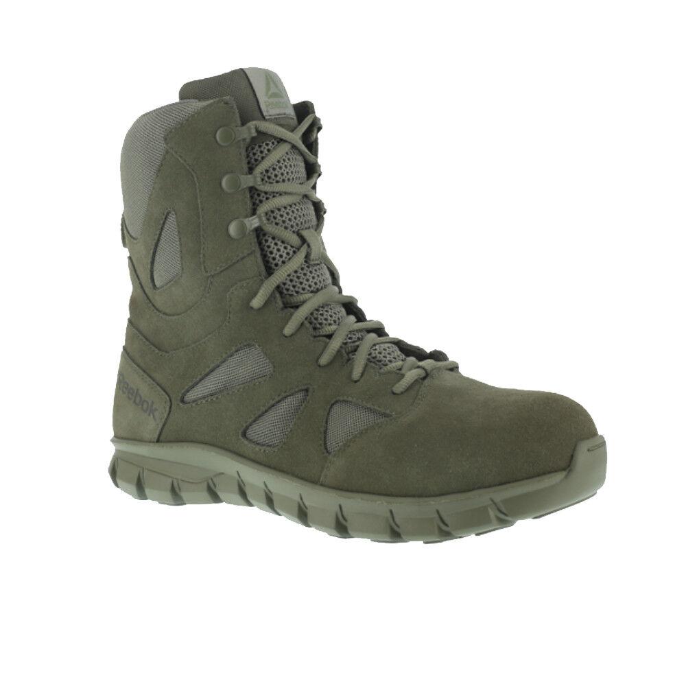 Reebok  RB8881 Men's Sublite Cushion Tactical Boots  comfortable