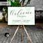 Personnalise-Mariage-inscription-bienvenue-Board-Tableau-moderne-marbre-design-A1-A2-A3 miniature 6