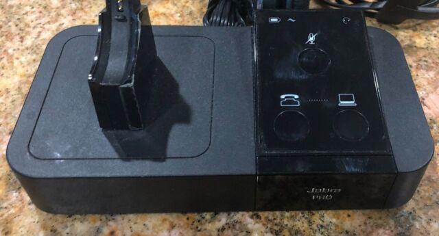 Jabra Pro 9400bs 9460 Base Black Headband Headset For Sale Online Ebay