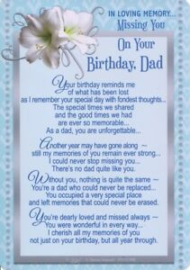 Grave-Card-MISSING-YOU-ON-YOUR-BIRTHDAY-DAD-Graveside-Verse-Memorial-Memoriam