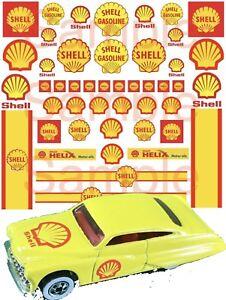 Coque Water-slide Decals 1/64, 1/32, 1/24, Ou 1/18 Scale Slot Car, Pinewood-afficher Le Titre D'origine