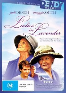 Ladies-In-Lavender-DVD-2010-Judi-Dench-Maggie-Smith-FREE-POST