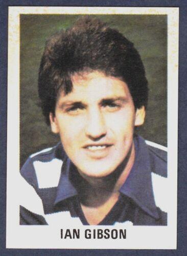 FKS SOCCER STARS 80 #378 Kilmarnock-Aberdeen-Ian Gibson