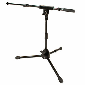 Ultimate Support Js Mctb50 Short Mic Stand W Telescoping