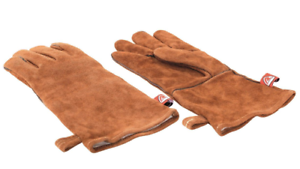 Robens Fire Gloves Heat Protective full Leather Gloves