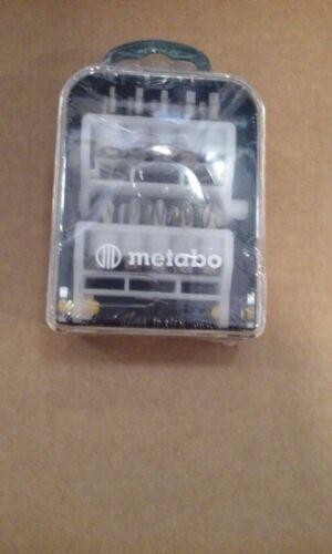 Metabo 678958000-20PC Metabo Insert Bits Set
