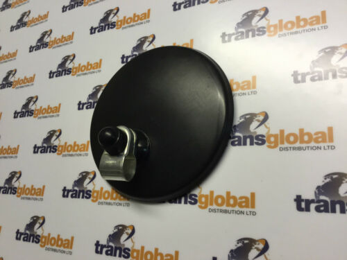 Rear View Mirror Head 125mm Diameter Universal Round Wing 606187