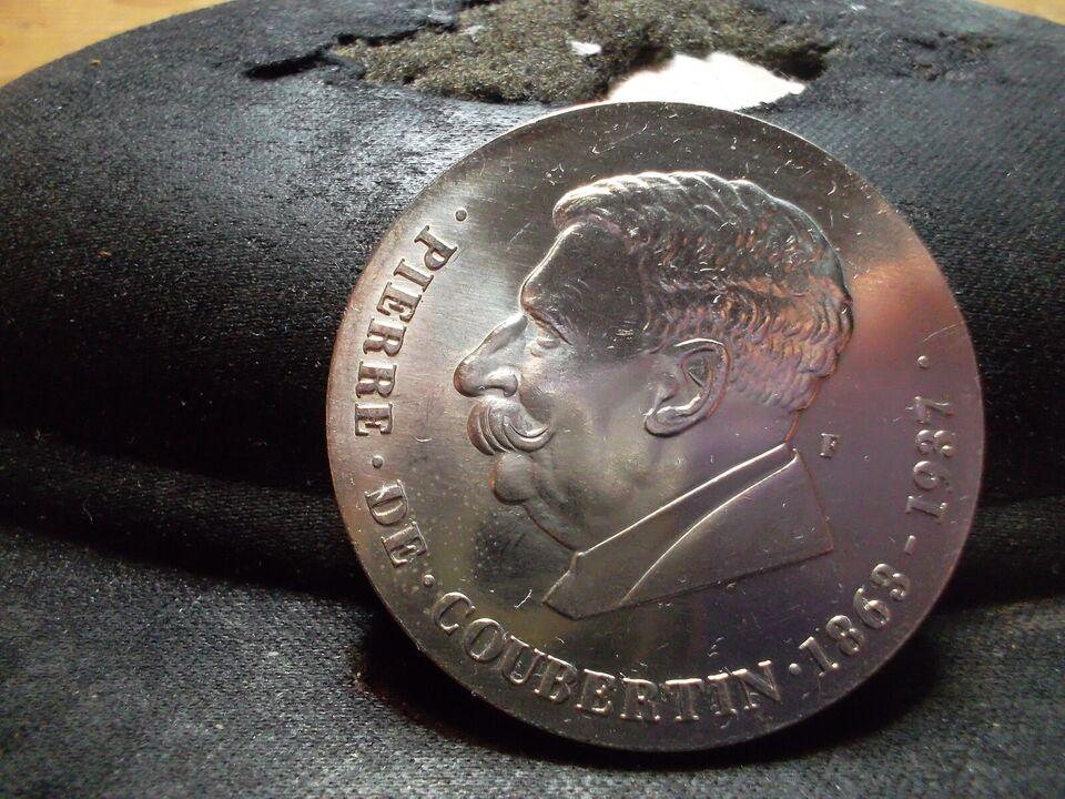 Vesteuropa, medaljer, 1974