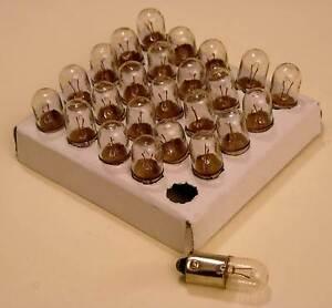 Ampoules BaÏonnette 6,3 V 0,15a - 1 Watt - Lot De 25 Pieces K3cppqar-07172352-949841329