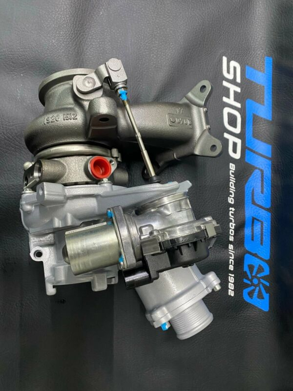 06K145874L- Audi, Volkswagen, A3, A4 Golf turbocharger in stock at The Turbo Shop