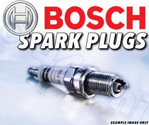 6x Neu Bosch Zündkerzen Für BMW 320 2.0 E30 86>91 Teil No.WR8LC