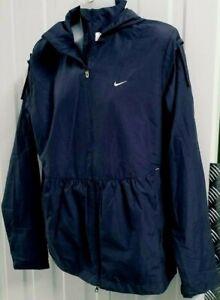 Nike-Nuovo-di-Zecca-WOMEN-039-S-CHIUSURA-Giacca-Taglia-M