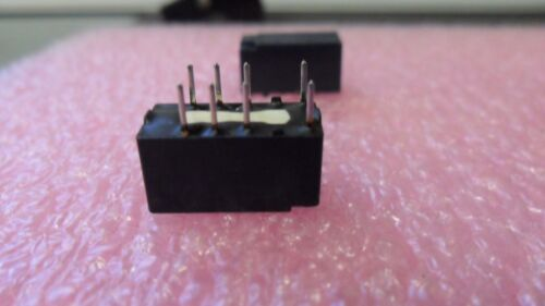 1 PER LOT TX2-24V SIGNAL RELAY  24VDC 2A DPDT