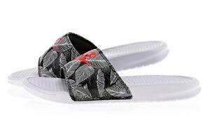 nike shox le zip des femmes - New Mens Nike Benassi JDI Print 631261 160 Nike Sandals Nike ...