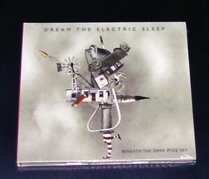 DREAM-THE-ELECTRIC-SLEEP-BENEATH-THE-DARK-WIDE-SKY-DIGIPAK-CD-EDITION-NEU-amp-OVP
