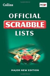 Collins-Official-Scrabble-Lists-by-Collins-Dictionaries-0007425635-The-Cheap