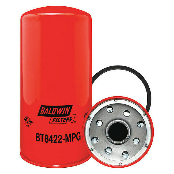 Baldwin Heavy Duty BT8422-MPG Hydraulic Filter,5-1//16 x 10-3//4 In
