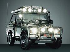 Seitentrittbretter Tomb Raider Land Rover Defender 90 Karosserieteile