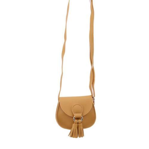 Women Trending Cross Body Bag Tassel Suede Fringe Messenger Shoulder Handbag LJ