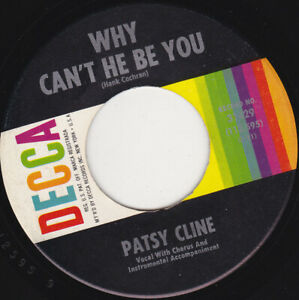 PATSY-CLINE-Why-Can-039-t-He-Be-You-7-034-45