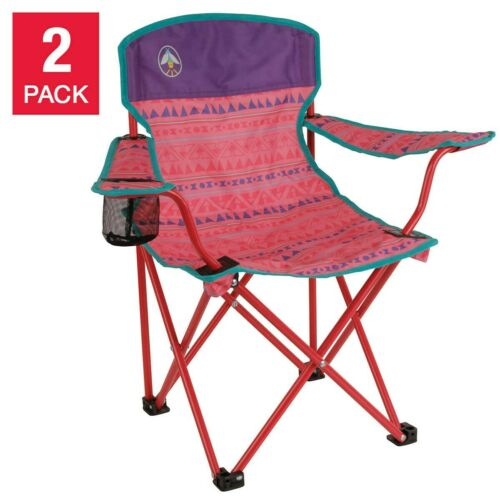 Coleman Kids Quad Chair 2-pack