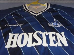 huge selection of f7bb2 d858c Details about Tottenham Hotspur, Hummel, 1986-87, 3rd Shirt, Player Issue  No 9. Chris Waddle