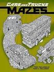 Cars and Trucks Mazes by Tony Tallarico (Paperback, 2013)