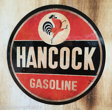 Oldschool Hot Rod Ratrod Aufkleber HANCOCK Gasoline Oldtimer Sticker Rockabilly