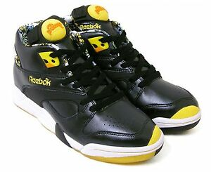 47527305b561f3 NEW REEBOK MENS SHOES COURT VICTORY PUMP HAWAIIAN SNEAKERS DEADSTOCK ...