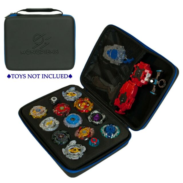 Beyblade Soft Case for bey Burst Spinning Top and Launcher Storage Box