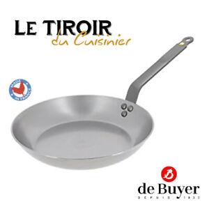 De-Buyer-Poele-034-Mineral-B-element-034-acier-revetu-cire-d-039-abeille