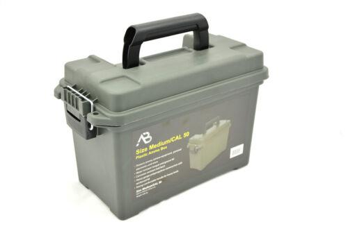 US Munitionskiste Transportbox Werkzeugkiste Transportkiste Kiste Box Kunststoff