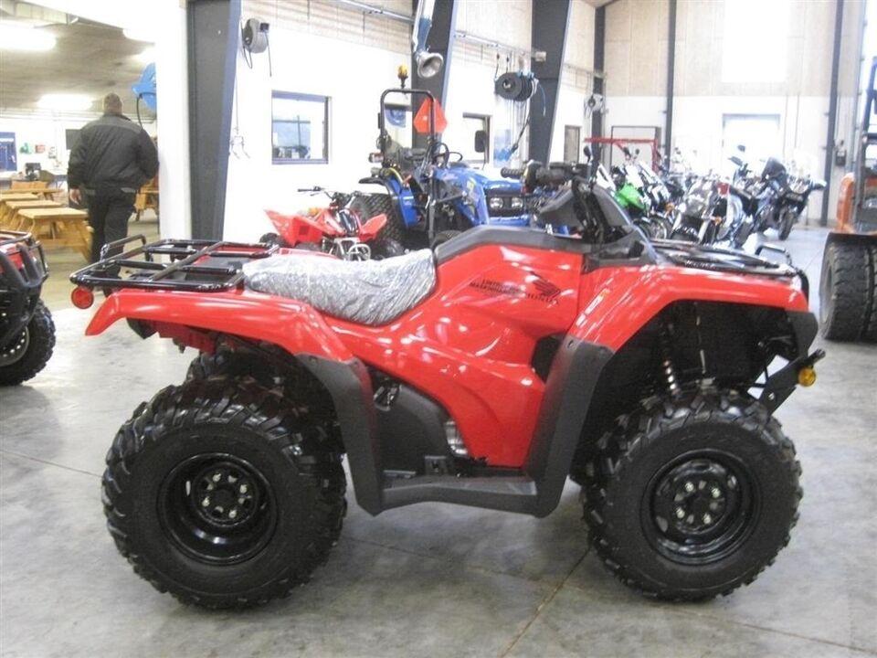 Andet, TRX 420 FE Ægte 4wd kvalitets ATV