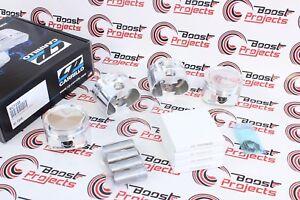 CP-Piston-For-Mitsubishi-4G63-2G-EVO-VIII-IV-86MM-Bore-1-0mm-8-5-9-0-CR