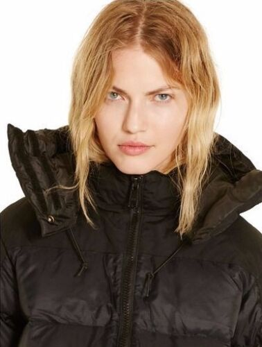 Women Down Ralph Supply Jacket resistant Water Lauren Ski Snowboard Denim Parka q7Ow7t8