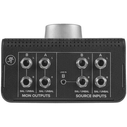 Mackie BIGKNOB-PASSIVE 2x2 Two Source Studio Monitor Controller