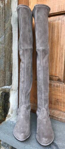 Suede New Lowland Boots798 Otk Praline Over Weitzman Knee Stuart VpMUGqSz