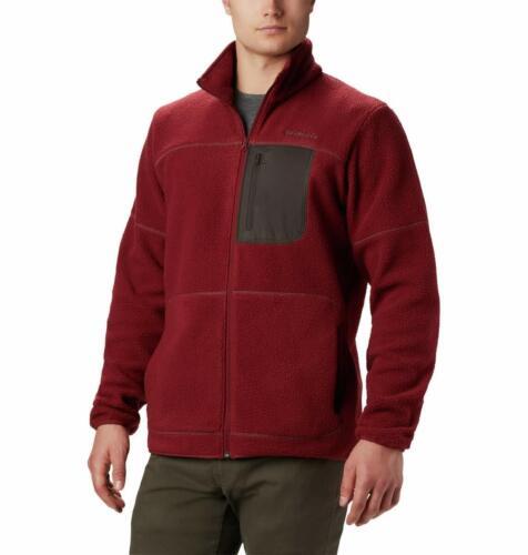 Black Choose SZ//color Columbia Men/'s Rugged Ridge Sherpa Fleece