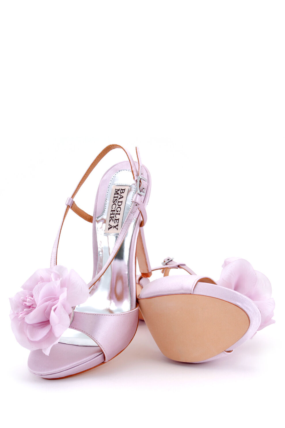 Badgley Mischka ZABRINA Sandals in purplec Purple Brand New in Box Retail NEW