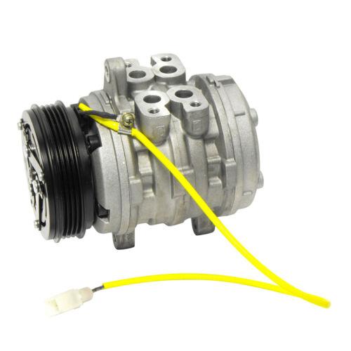 AC A//C Compressor Fits 96-98 Suzuki X90 L4 1.0L 1.3L 1.6L 89-93 Geo Metro