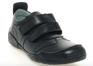 Petasil Franz Garçons Noir École Chaussures