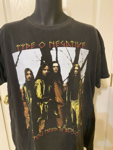 RARE Original Vintage Type O Negative 1996 All You