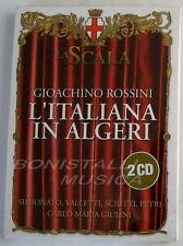 L'ITALIANA IN ALGERI - SIMIONATO, VALLETTI, SCIUTTI - GIULINI - 2CD Sigillato