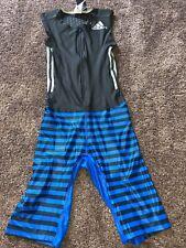 adidas Adizero SL PU Suit Track & Field Speedsuit Singlet