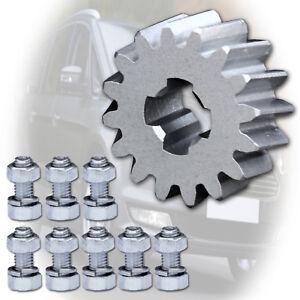 Ford-Galaxy-Seat-Alhambra-VW-Sharan-Engranaje-de-soporte-de-la-Rueda-de-Repuesto-Reparacion-Kit