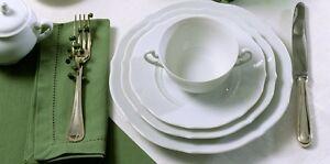 Richard-Ginori-Musee-blanc-Service-De-Table-39-Pieces-Pour-12-Pers-Revendeur