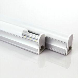 t5 led leuchtstoffr hre 60cm 90cm 120cm integriert tube led r hre lamp ersetzen ebay. Black Bedroom Furniture Sets. Home Design Ideas