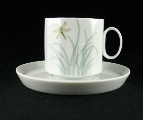 "Rosenthal studio line Porzellan T Wirkkala /""Polygon/"" Kaffeetasse porcelain"