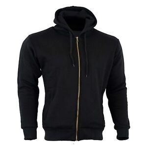Motorcycle-made-with-Kevlar-Armoured-Fleece-Hoodie-Lined-paded-Protection
